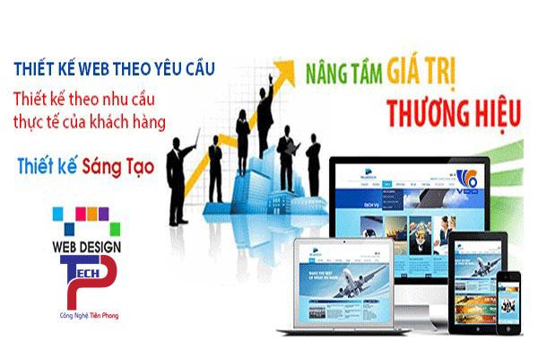 Thiết kế web theo yêu cầu chuẩn mobi