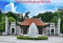 thiết kế website tại Mê Linh chuyên nghiệp
