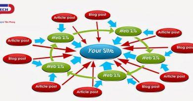 Thiết kế website vệ tinh chất lượng
