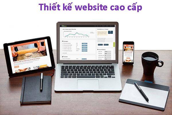 Thiết Kế Website Cao Cấp đẳng Cấp Cho Các Doanh Nghiệp