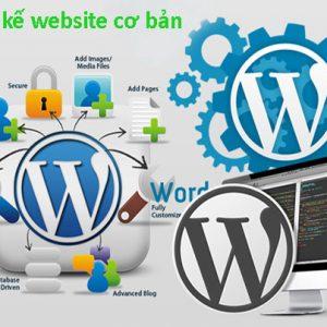 Thiết Kế Website Cơ Bản Bằng Wordpress Chuyên Nghiệp