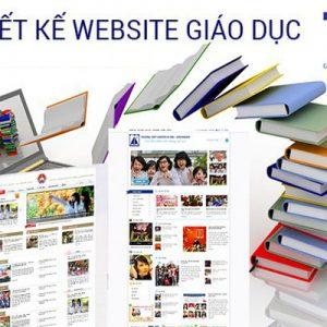 Thiết Kế Website Cho Các Trường Học, Trung Tâm đào Tạo, Cơ Sở Giáo Dục