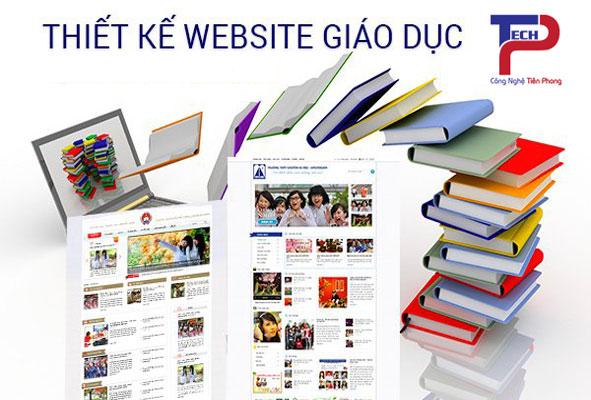 Thiết Kế Website Giáo Dục Cho Trường Học, Trung Tâm đào Tạo