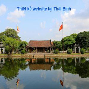 Thiết Kế Website Tại Thái Bình Theo Yêu Cầu