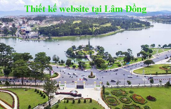 Thiết Kế Website Tại Lâm Đồng đẹp Chuẩn SEO Và Bàn Giao Code