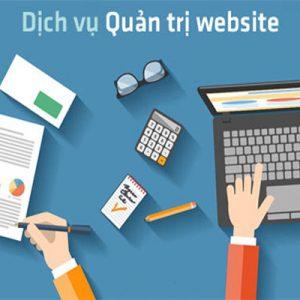 Dịch Vụ Quản Trị Website Chuyên Nghiệp Hiệu Quả