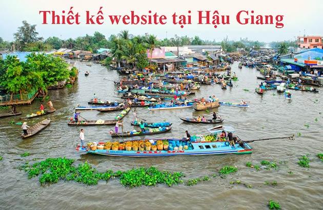Thiết Kế Website Tại Hậu Giang Uy Tín Chuẩn SEO Bàn Giao Code