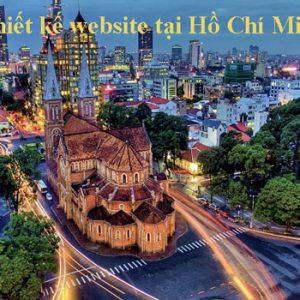 Thiết Kế Website Tại Hồ Chí Minh Sài Gòn đẹp Theo Yêu Cầu