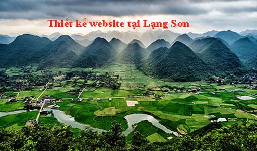 Thiết Kế Website Tại Lạng Sơn đẹp, Chuyên Nghiệp Và Bàn Giao Code