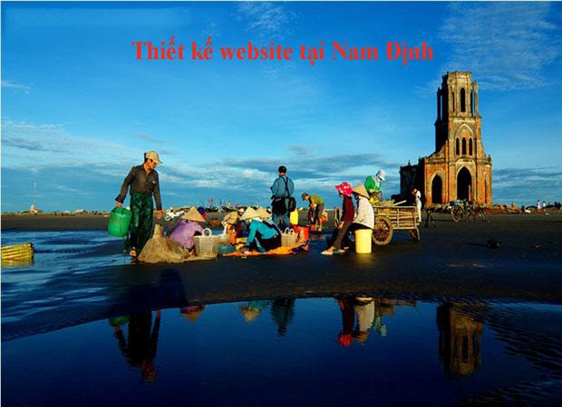 Thiết Kế Website Tại Nam Định đẹp Chuyên Nghiệp Uy Tín