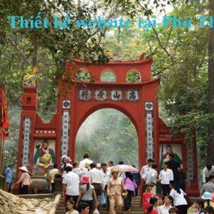 Thiết Kế Website Tại Phú Thọ Chuyên Nghiệp