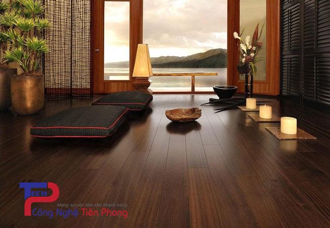 Thiết kế website bán sàn gỗ sang trọng chuẩn SEO chuyên nghiệp