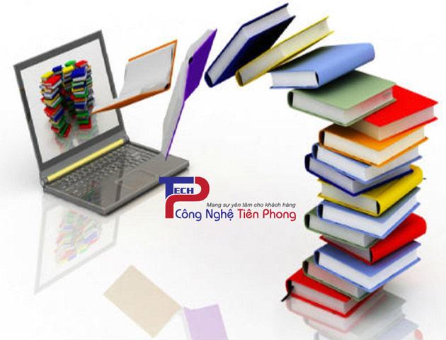 Thiết kế website bán tài liệu chia sẻ trực tuyến