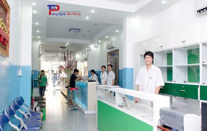 Thiết kế website phòng khám y tế chuyên nghiệp chuẩn SEO