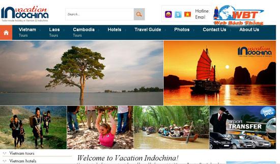 Nên thiết kế web du lịch thời điểm nào hợp lý
