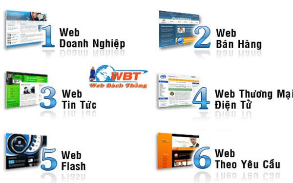 Thiết kế website tại Cầu Giấy chuẩn SEO