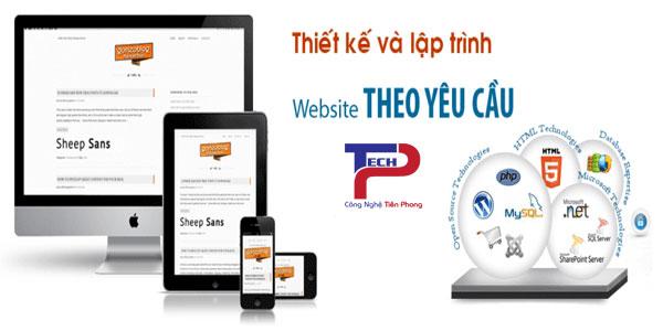 Thiết kế website theo yêu cầu chuẩn SEO
