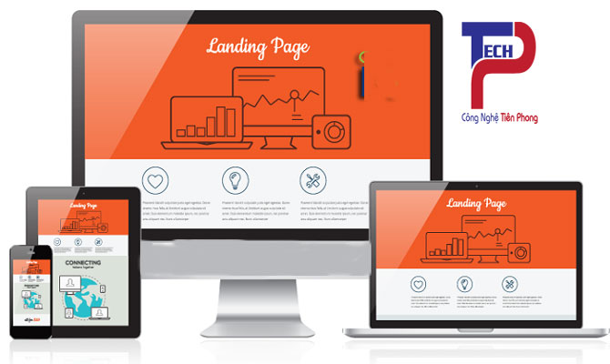 thiết kế website landing page uy tín