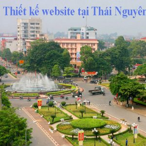 Thiết Kế Website Tại Thái Nguyên Chuyên Nghiệp Chuẩn SEO