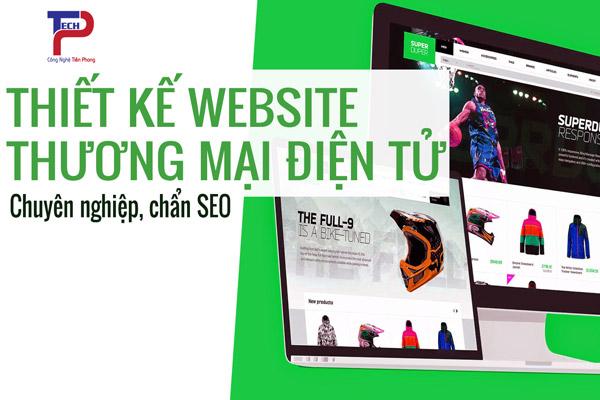 Thiết kế website thương mại điện tử Online hiệu quả