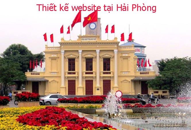 Thiết Kế Website Tại Hải Phòng Chất Lượng Chuẩn SEO Chuyên Nghiệp