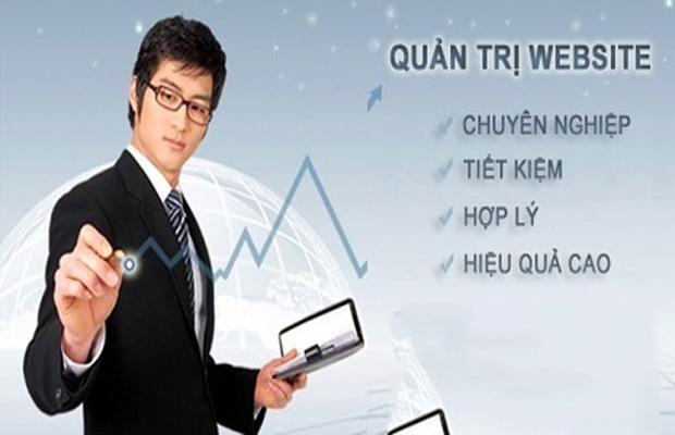 Dịch vụ quản trị web giá rẻ chuẩn SEO