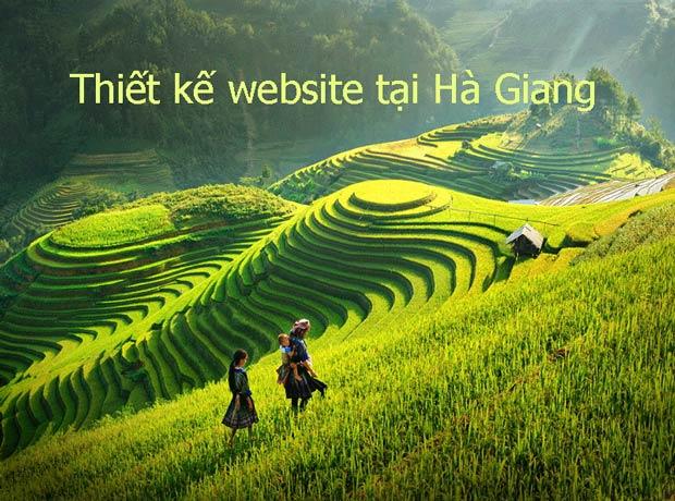 Thiết Kế Website Tại Hà Giang Chuyên Nghiệp Chuẩn SEO Với Giá Rẻ