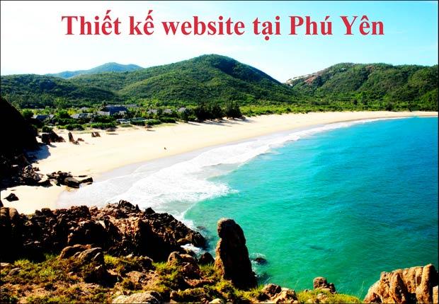Thiết Kế Website Tại Phú Yên Giao Diện đẹp Bố Cục Chuyên Nghiệp