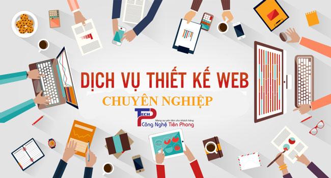 Quy Trình Thiết Kế Website Chuyên Nghiệp Chuẩn SEO Tại TPTech
