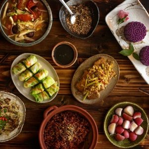 Thiết Kế Website Bán đồ ăn Chay Chuẩn SEO Chuyên Nghiệp