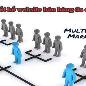 Thiết Kế Website Bán Hàng đa Cấp Kinh Doanh Online