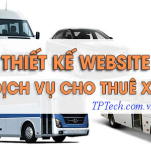 Thiết Kế Website Dịch Vụ Cho Thuê Xe ô Tô Xe Máy Chuyên Nghiệp