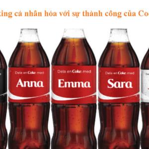 Personalized Marketing Thành Công Từ Coca Cola