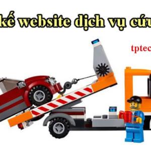 Thiết Kế Website Dịch Vụ Cứu Hộ Xe Hơi Xe ô Tô Xe Máy