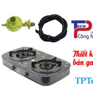 Thiết Kế Website Bán Gas Bếp Ga Chuẩn SEO