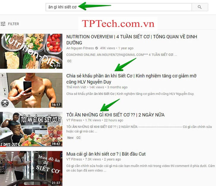 Tối ưu để SEO Youtube videos lên TOP